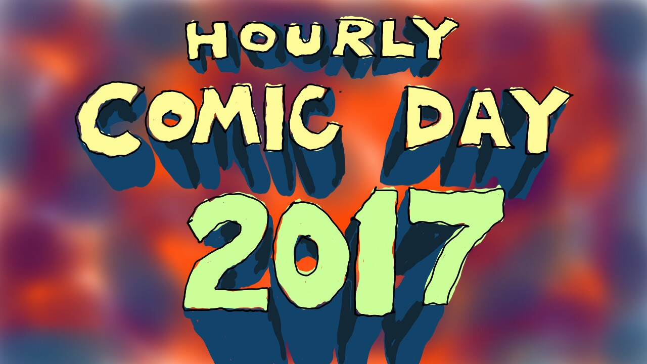 Hourly Comic Day 2017